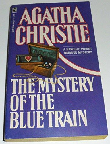 9780671606374: The Mystery of the Blue Train: A Hercule Poirot Murder Mystery