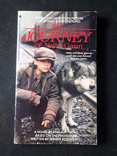 9780671606497: The Journey of Natty Gann