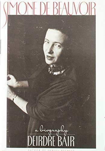 9780671606817: Simone De Beauvoir: A Biography