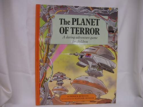 9780671607173: The Planet of Terror