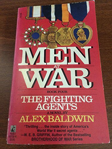 9780671607586: Title: Men At War The Fighting Agents