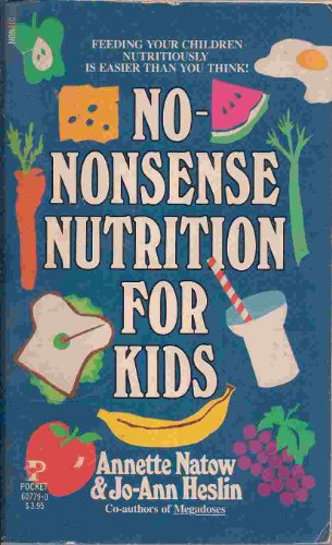 9780671607791: No Non Nutrtn Kids