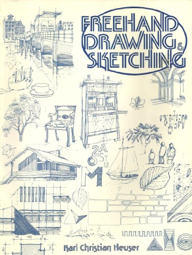 9780671608088: Freehand Drawing and Sketching: A Training and Work Manual