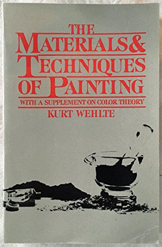 9780671608552: The Materials and Techniques of Painting