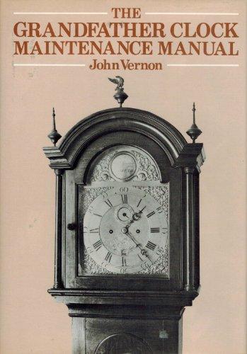 9780671609238: The Grandfather Clock Maintenance Manual