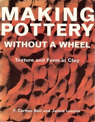 Making Pottery Without a Wheel: Texture and: Ball, Frederick Carlton