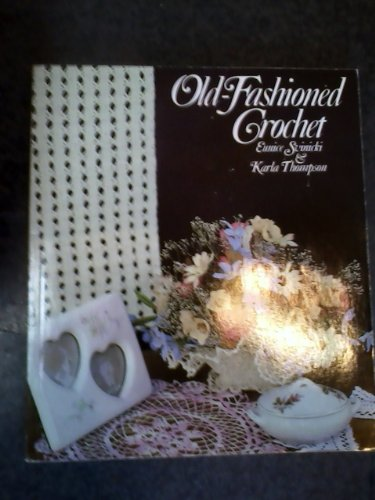 9780671610296: Old-Fashioned Crochet