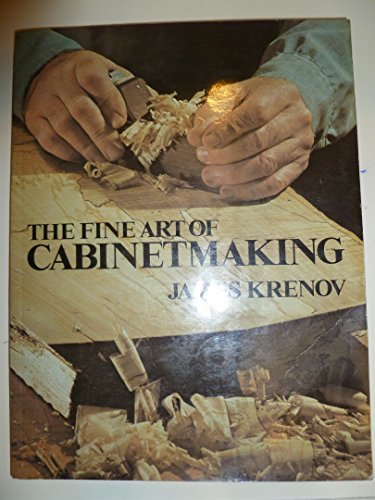 9780671610494: The Fine Art of Cabinetmaking
