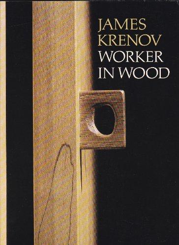9780671610531: James Krenov: Worker in Wood
