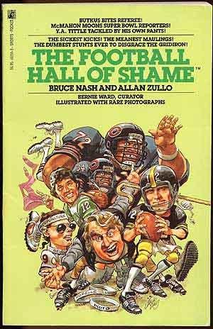 9780671611149: The Football Hall of Shame