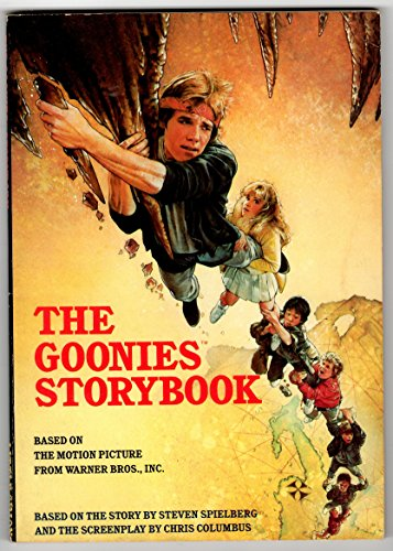 9780671611262: The Goonies Storybook