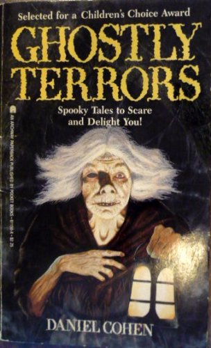 Ghostly Terrors: Spooky Tales to Scare and Delight You
