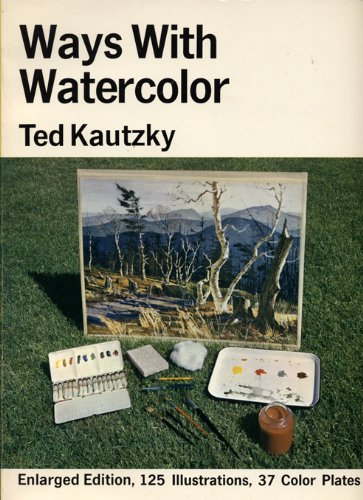 9780671611873: Ways With Watercolor