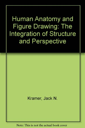 9780671611903: Human Anatomy and Figure Drawing: The Integration of Structure and Perspective