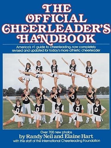 9780671612108: The Official Cheerleader's Handbook