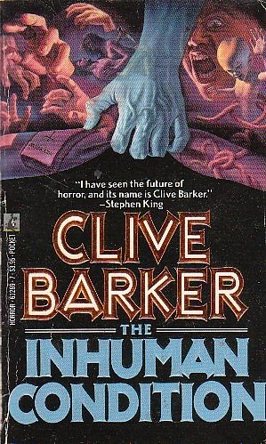Inhuman Condition (0671612697) by Clive Barker