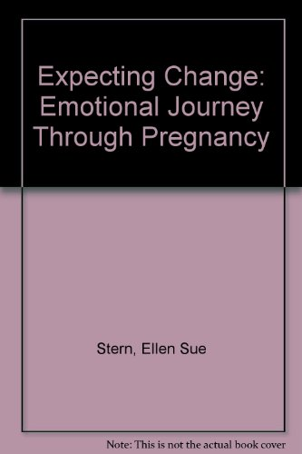 9780671612771: Expecting Change: Emotional Journey Through Pregnancy