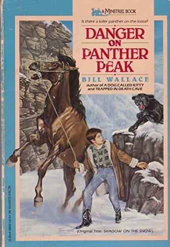 9780671612825: Danger on Panther Peak