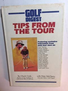 Tips from the Tour: Cook, Chuck; Golf Digest