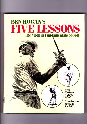 9780671612917: Ben Hogan's Five Lessons: The Modern Fundamentals of Golf [Gebundene Ausgabe] by
