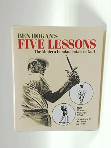 9780671612917: Ben Hogan's Five Lessons: The Modern Fundamentals of Golf