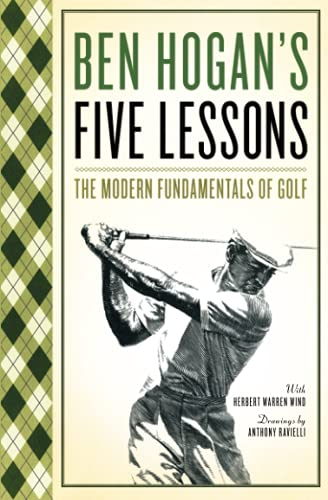 9780671612979: BEN HOGAN?S FIVE LESSONS: The Modern Fundamentals of Golf