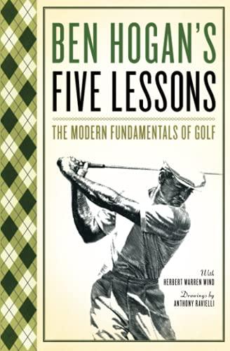 9780671612979: Ben Hogan's Five Lessons: The Modern Fundamentals of Golf