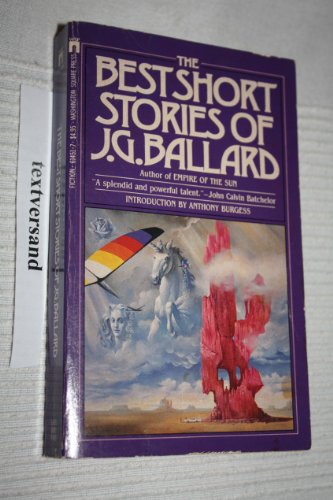 9780671614515: The Best Short Stories of J.G. Ballard