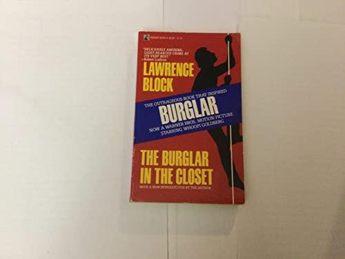 9780671617042: Burglar in Closet