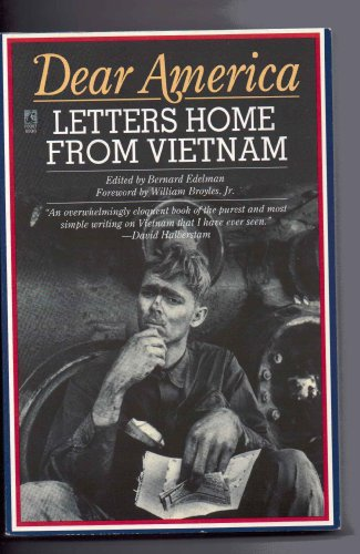 9780671617509: Dear America: Letters Home From Vietnam