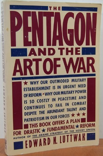9780671617707: The Pentagon and the Art of War: The Qu