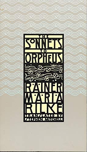 9780671617738: Sonnets to Orpheus