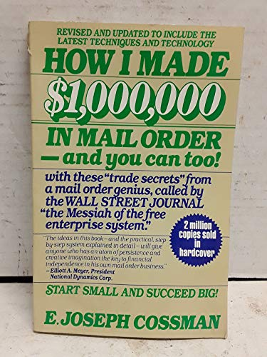 9780671618223: How I Made $1,000,000 in Mail Order