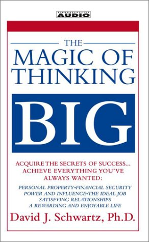 9780671618605: The Magic of Thinking Big