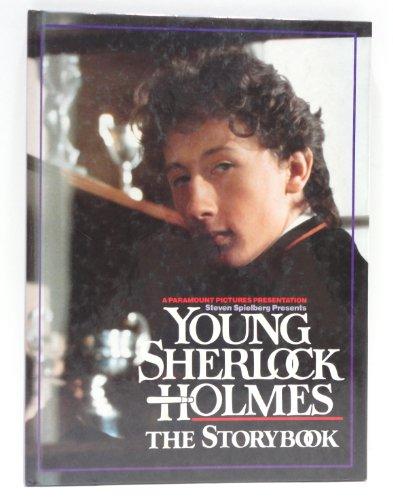 YOUNG SHERLOCK HOLMES, The Storybook: Lerangis, Peter (based