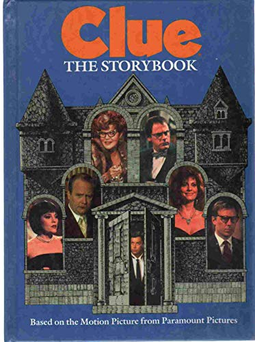 9780671618674: Paramount Pictures Presents Clue: The Storybook