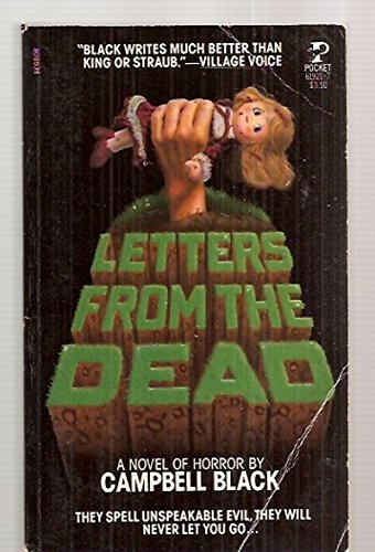 9780671619213: Letters from the Dead