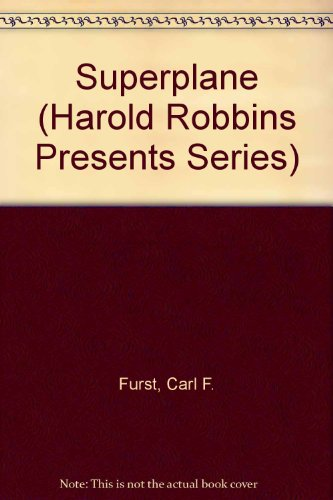 9780671619220: SUPERPLANE (Harold Robbins Presents Series)