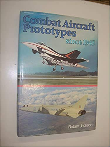 9780671619534: Title: Combat Aircraft Prototypes Since 1945