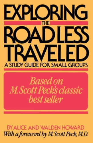 9780671620547: Exploring the Road Less Traveled: A Study Guide for Small Groups