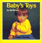 9780671620783: BABY'S TOYS: SUPER CHUBBY (Super Chubby Board Book)