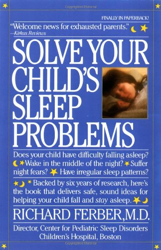 9780671620998: Solve Your Child's Sleep Problems