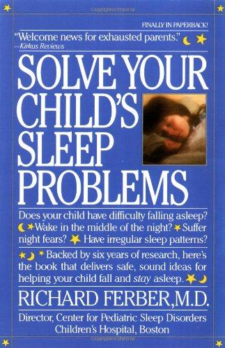 9780671620998: Solve Your Child's Sleep Problems