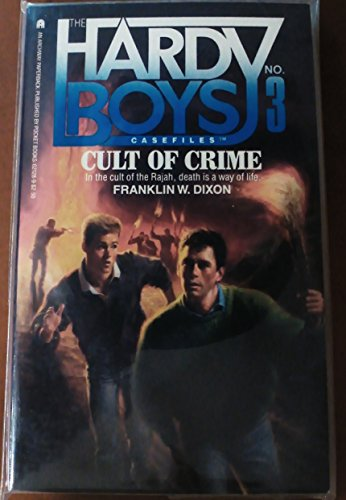 9780671621285: Cult of Crime (Hardy Boys Casefiles, No 3)