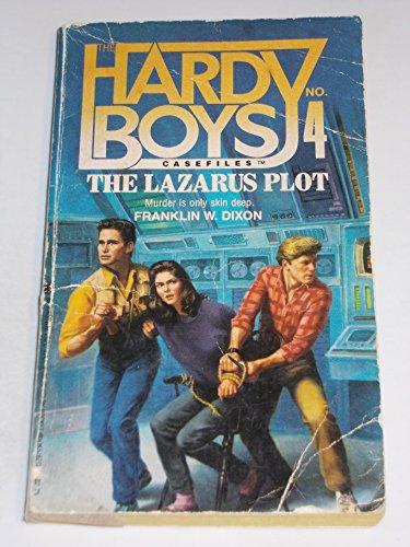 9780671621292: The Lazarus Plot (Hardy Boys Case Files, No 4)