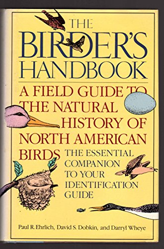 9780671621339: Birders Handbook: A Field Guide to the Natural History of North American Birds