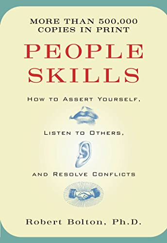 9780671622480: People Skills: How to Assert Yourself, Listen to Others and Resolve Conflicts