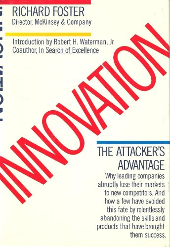 9780671622503: Innovation: The Attacker's Advantage