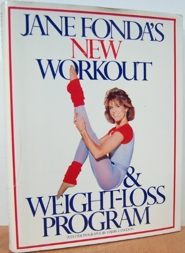 9780671622923: Jane Fonda's New Workout and Weight Loss Program