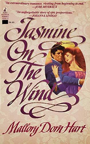 9780671623029: Jasmine on the Wind
